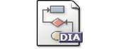 DIA logiciel de dessin vectoriel POUR PID dans Liens logo7_dia